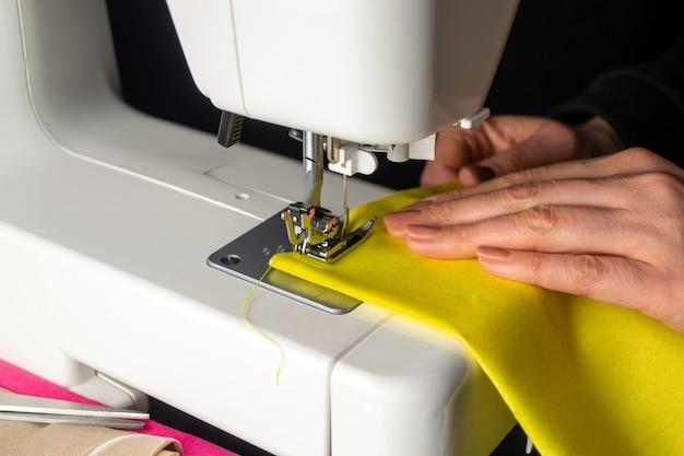 Macchina da cucire, forniture per cucire
