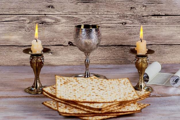 Shabbat shalom - rituale tradizionale del sabbath ebraico