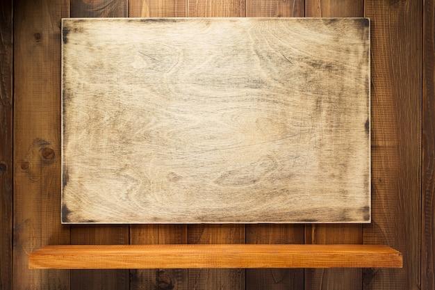 Superficie di texture di sfondo in legno squallido