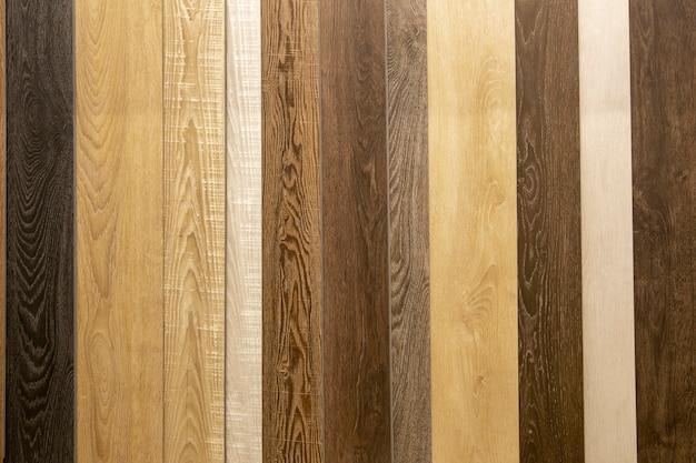 Ombra del fondo di struttura di legno per decorare la stanza