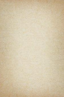 Foglio di carta marrone o trama di cartone per parete.