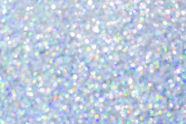 Sfondo festivo glitterato colorato lucido