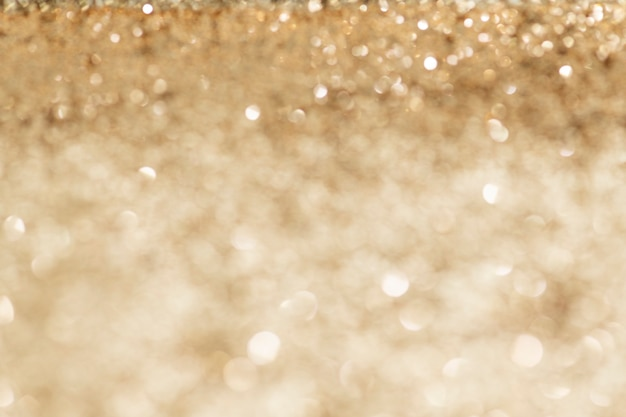 Trama di sfondo glitter dorato lucido
