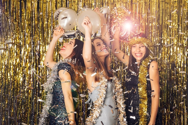 Celebrazione lucida del nuovo anno