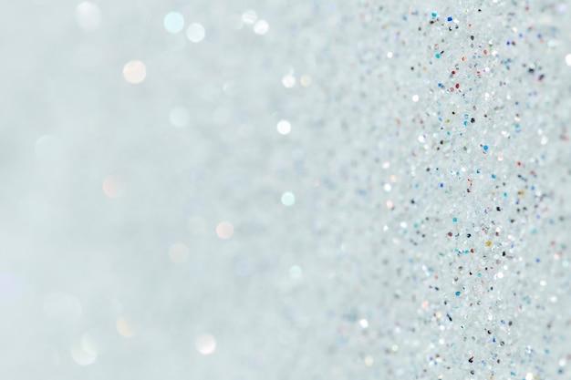 Sfondo con texture glitter piccolo lucido