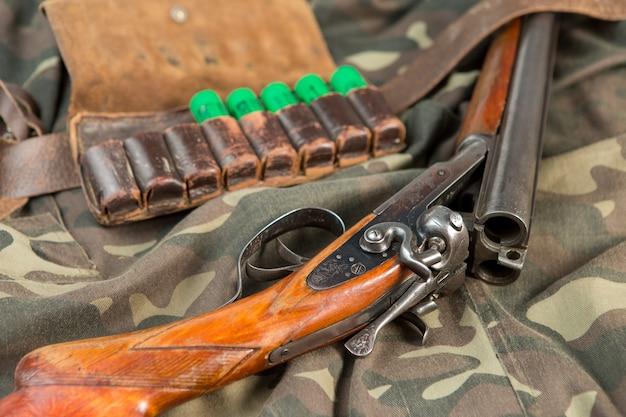 Fucile, cartucce da caccia, munizioni da caccia
