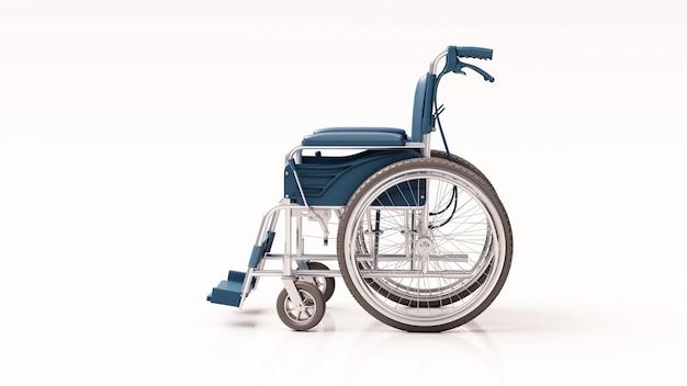 Sfondo per sedia a rotelle laterale