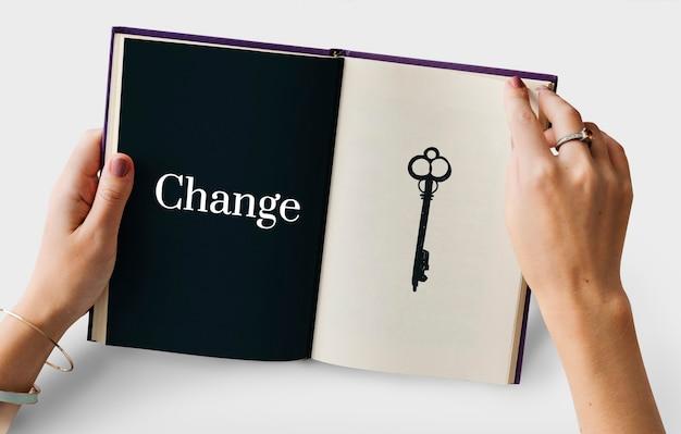 Cambiamenti significativi soluzioni soluzioni risolvi il concetto
