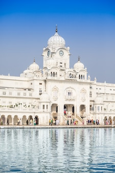 Museo sikh nel tempio d'oro