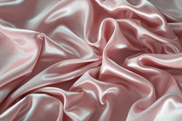 Raso lussuoso di struttura di seta per fondo astratto
