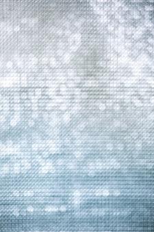 Spazio della copia del fondo dell'estratto del bokeh d'argento