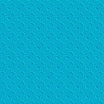 Fondo blu di vettore del modello geometrico 3d semplice