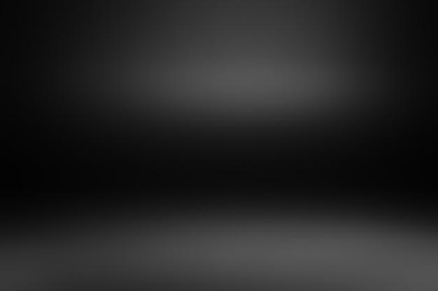 Semplice luce nera sfumata