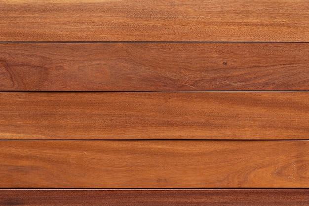 Sfondo di assi di legno marrone semplice