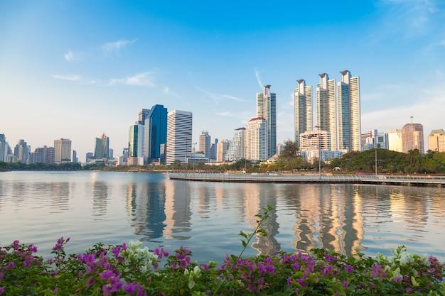 Grattacielo a bangkok