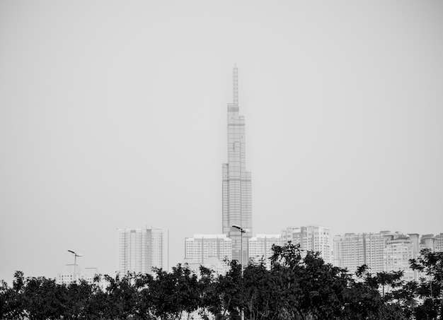 Grattacielo in vietnam edifici alti e moderni