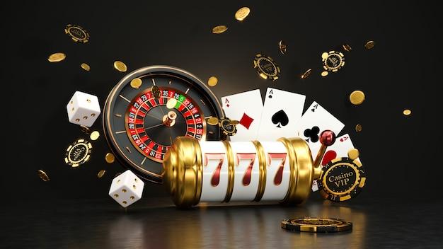 Slot machine con ruota della roulette