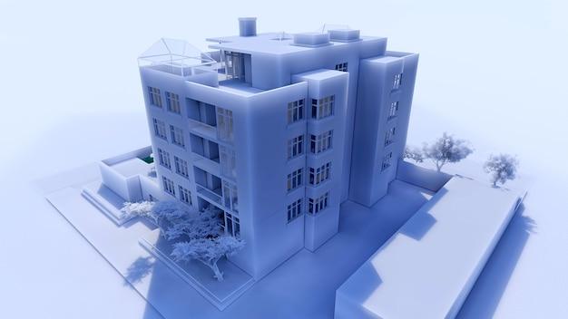 Piccolo condominio funzionale con proprio area recintata, garage e piscina