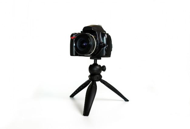 Piccolo treppiede per fotografi e video
