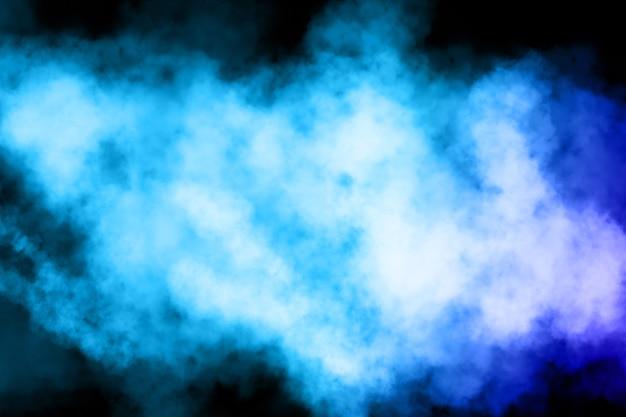 Sfondo di fumo e nebbia densa, sfondo astratto