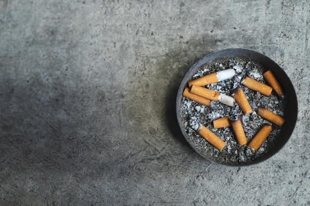 Il fumo è dannoso per la salute
