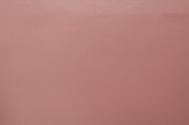 Parete liscia e pulita con texture rosa