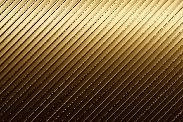 Sfondo di materiale strutturato dorato liscio