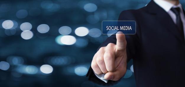 Concetto di social media