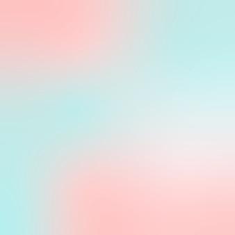 Sfondo sfumato astratto morbido. sfondo colorato che scorre. luce rosa e blu. quadrato