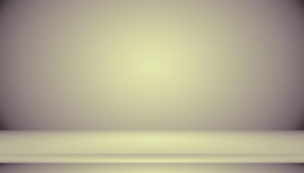 Uno sfondo sfumato sfumato vintage morbido con un colore pastello ben utilizzato come sala studio, presentazione del prodotto e banner.