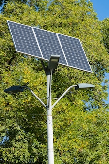 Pannelli solari per energia verde