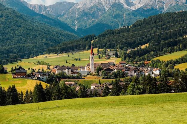 Provincia dell'alto adige, regione trentino-alto adige, italia.
