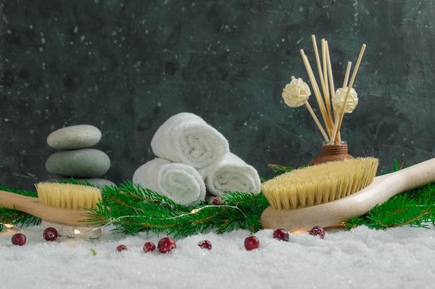 Set spa, massaggi e aromaterapia