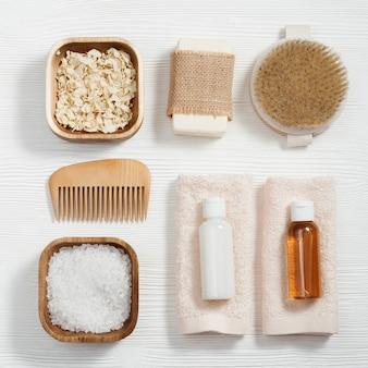 Ambiente termale per la cura del corpo e trattamenti di bellezza
