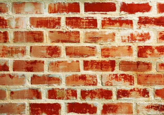 Spazio della trama di muro di mattoni