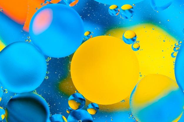 Fondo astratto cosmico dell'universo dei pianeti o dello spazio.