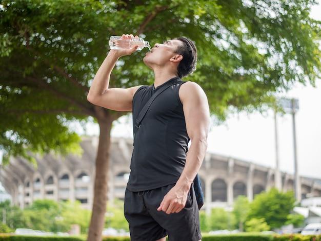 Lo sport uomo è acqua potabile