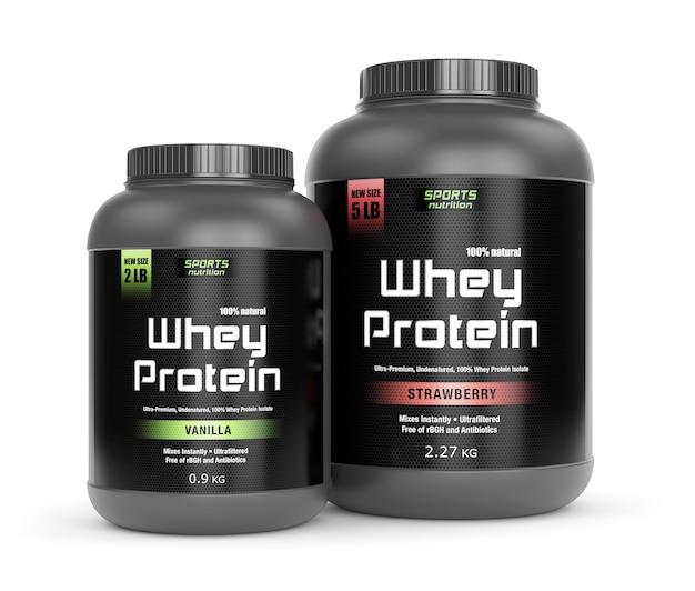 Nutrizione sportiva, integratori per bodybuilding