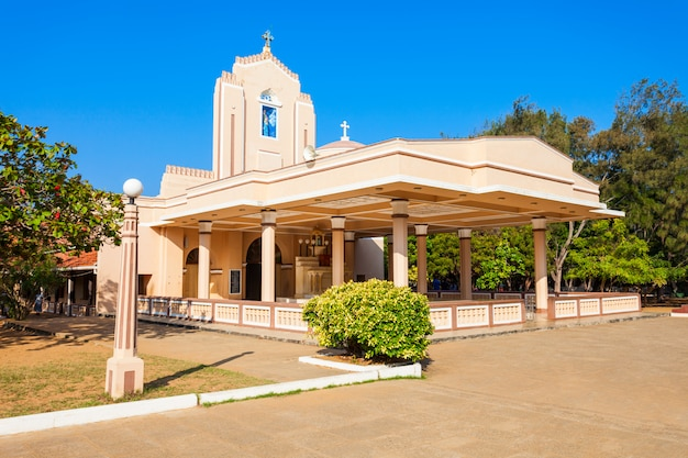 Chiesa di sant'anna, sri-lanka