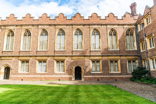St. john's college di cambridge