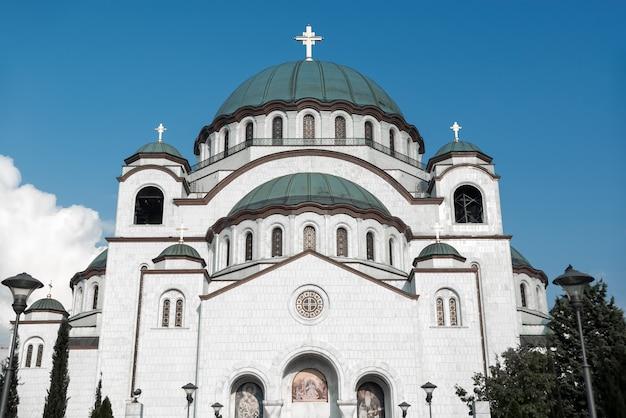 Cattedrale di san sava. belgrado