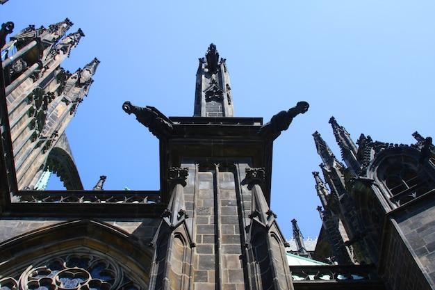 Cattedrale di santa vita a praga, repubblica ceca