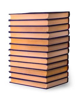 Pila di vecchi libri
