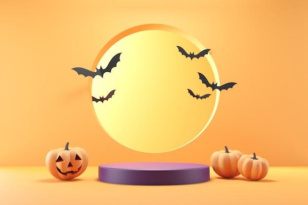 Palco per halloween.