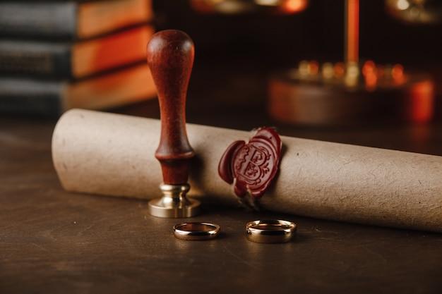 Timbro e testamento. strumenti notarili