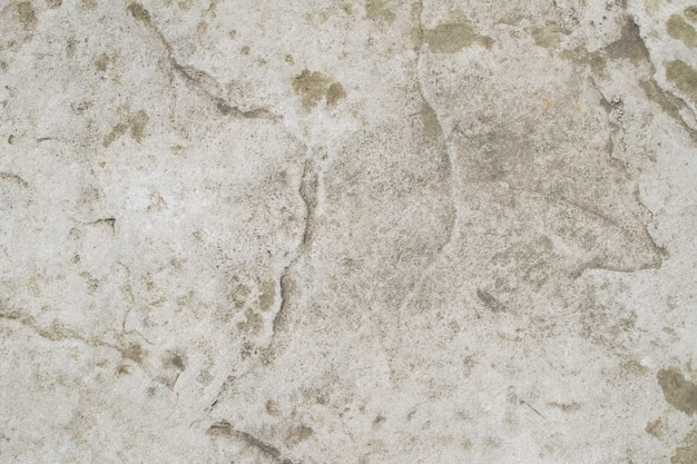 Struttura o fondo del pavimento in cemento stampato