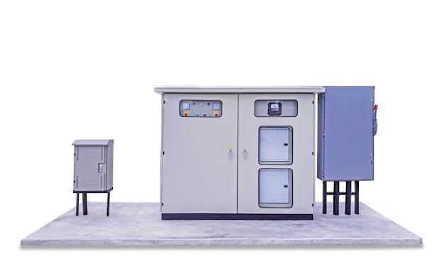 Quadro elettrico autonomo per piccole imprese