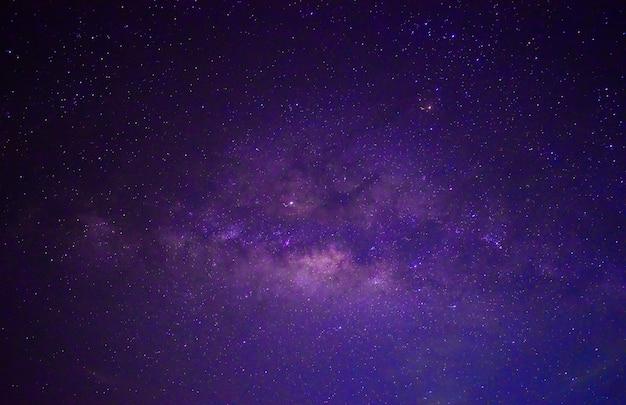 Stella della galassia sky night background