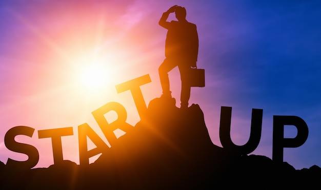 Avviare il business del concetto di persone creative