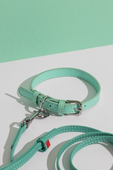 Assortimento di accessori per animali domestici still life